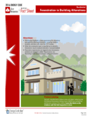Fact Sheet: Residential Fenestration 2016 thumbnail