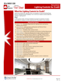 Fact Sheet: Nonresidential Lighting Controls for Credit 2016 thumbnail