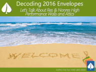 Decoding 2016 Envelopes:  Let's Talk Res & Nonres High Performance Walls and Attics: View Handout thumbnail