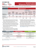 Trigger Sheet: Commercial Refrigeration 2019 thumbnail