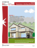 Fact Sheet: Residential Fenestration 2019 thumbnail