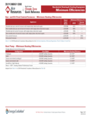 Quick Reference Sheet: Residential Minimum Heating & Cooling Efficiencies 2019 thumbnail