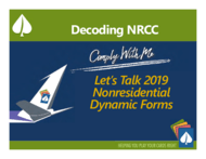 Decoding NRCC: Let's Talk 2019 Nonresidential Dynamic Forms: Download the Handout thumbnail